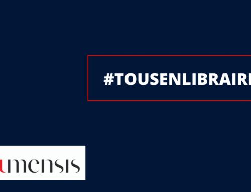#TousEnLibrairie