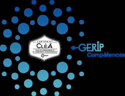 Lancement de GERIP Compétences CléA