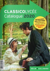 Catalogue Classico Lycée