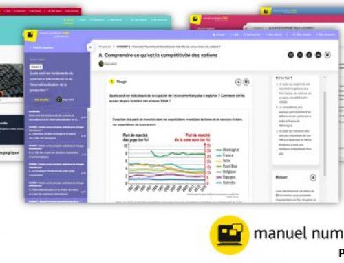Manuel numérique Max : Le manuel scolaire du « monde d'après »